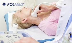 Centrum Medyczne POLMED: USG: piersi, Doppler, tarczycy z badaniem TSH i więcej opcji od 89,90 zł w Centrum Medycznym Polmed – 7 lokalizacji