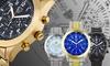 Picard & Cie Empire Men's Chronograph Watches: Picard & Cie Empire Men's Chronograph Watches