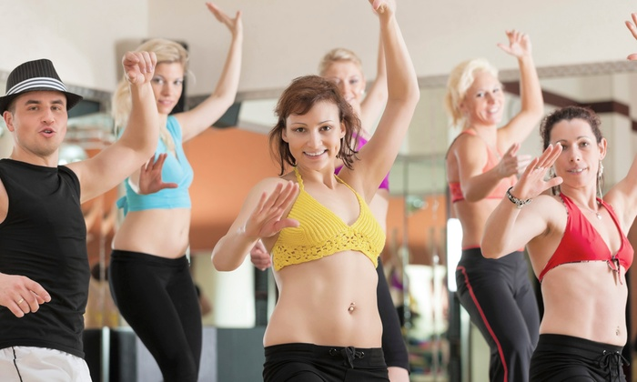 Studio Thrive - Five Points: One Month of Unlimited Classes or 10 or 15 Group Fitness Classes at Studio Thrive (Up to 75% Off)