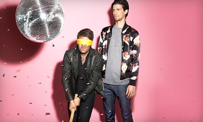 3OH!3 with Outasight and Silas - Pontiac Commercial Historic District: 3OH!3 Concert for One or Two on October 10 or $12 for $25 Worth of Tickets and Drinks at The Crofoot