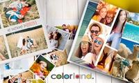 Od 39,90 zł: pozioma lub pionowa fotoksiążka w formacie A4 z Twoimi zdjęciami i twardą oprawą na Colorland.pl (do -83%)