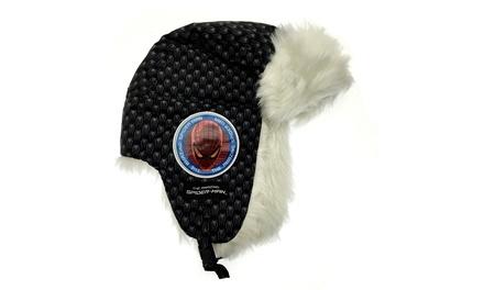 Spider-ManFaux Fur Trapper Hat