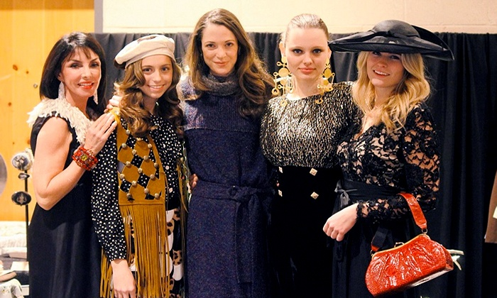 Dallas Vintage Clothing and Jewelry Show - Addison: Dallas Vintage Clothing and Jewelry Show on March 22 or 23 for Two, Four, or Six (Up to 57% Off)