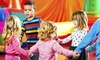 Up to 50% Off Dance Classes for Kids at Rhythmology