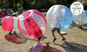 Bubble Game Brasília: Bubble Game Football - Taguatinga: futebol com bolha para 10 pessoas