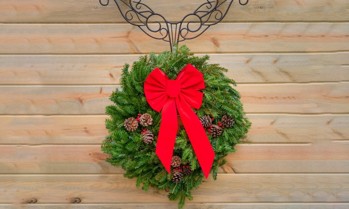 Christmas Trees and Wreaths - Five Star Christmas Tree Co. | Groupon