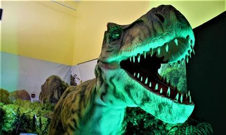 Dinosaurs: The Exhibition (Valid through November 28)