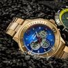 Bernoulli and Stuka Men's Analog-Digital Watches