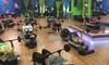 Up to 55% Off a Gym Membership and Unlimited Fitness Classes