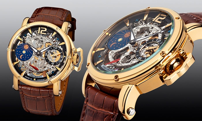Groupon Goods Global GmbH: Theorema Copacabana Men's Watches for €239 With Free Delivery