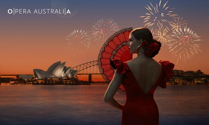 Carmen on Sydney Harbour - Fleet Steps: Carmen on Sydney Harbour Tickets from $99