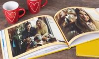 Livre PhotoA4 avec couverture personnalisable de 28, 40, 60 et 80 pages sur eCorlorland à partir de 12,99 €