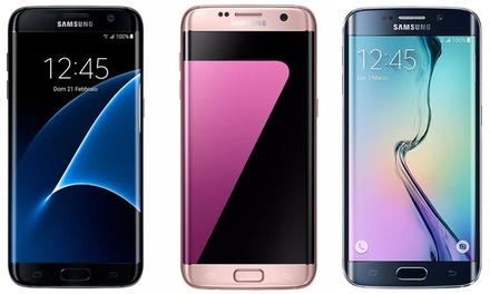 Samsung Galaxy S6 Edge e S7 Edge da 32GB ricondizionati in vari modelli e colori con spedizione gratuita