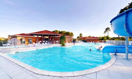 Landes: apartamento o chalé para 4, 6 u 8 personas en Domaine des Grands Lacs
