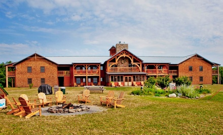 Stay at August Lodge Cooperstown in New York, with Dates into May