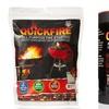 QuickFire All-Purpose Non-Toxic Fire Starter (25- or 50-Piece)