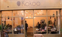 Chocolate Experience for Two or Four at Kokoo