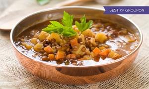 Ratsstuben Weissach: Veganes 4-Gänge-Gourmet-Menü inkl. Aperitif für 2 Personenin den Ratsstuben Weissach (38% sparen*)