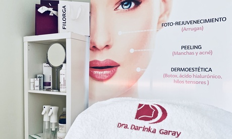 1, 3 o 6 sesiones de depilación con láser SHR en Clínica Medicina Estética Dra Darinka Garay