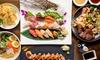 40% Off Asian Cuisine at Papa Korea and Sushi