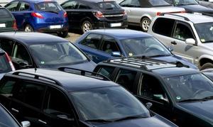 Parking Modlin P7: Parking przy lotnisku Warszawa-Modlin: postój do 3 dni za 24,99 zł i więcej opcji na Parkingu Modlin P7 (do -47%)