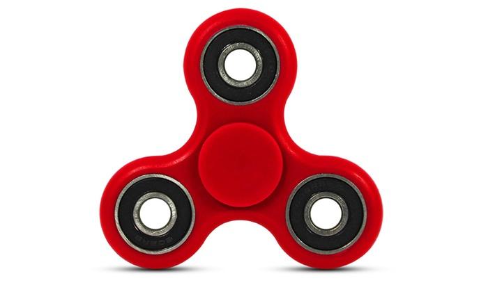 Tri Finger Spinner