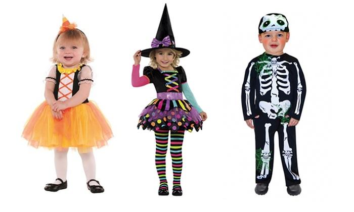 Costumi di Halloween per bambini  481db640a60