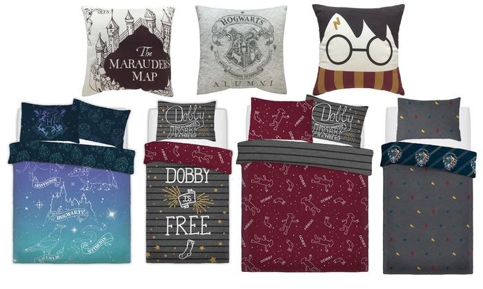 Copripiumino Harry Potter.Parure Copripiumino Harry Potter Wb Groupon Goods