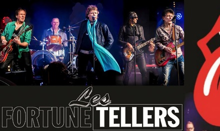 1 ou 4 places pour les Fortune Tellers, Tribute to The Rolling Stones, le vendredi 17 novembre 2017 dès 19€ à l'Altigone
