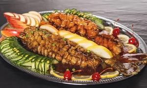 Restauracja Dalian: Smaki Chin: 29,99 zł za groupon wart 50 zł na dania z menu i więcej opcji w Restauracji Dalian w Katowicach (do -45%)