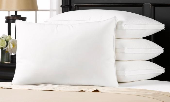 9fa3fd91b Ella Jayne Soft Hypoallergenic Down-Like Pillows (4-Pack)