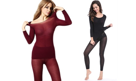 Two-Piece Lightweight Thermal Set