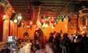 Le Souk Restaurant / Le Souk Harem - Greenwich Village - Greenwich Village: Three-Course Moroccan Meal with Mezze, Entrees, Dessert, and Tea for Two or Four at Le Souk (Up to 57% Off)