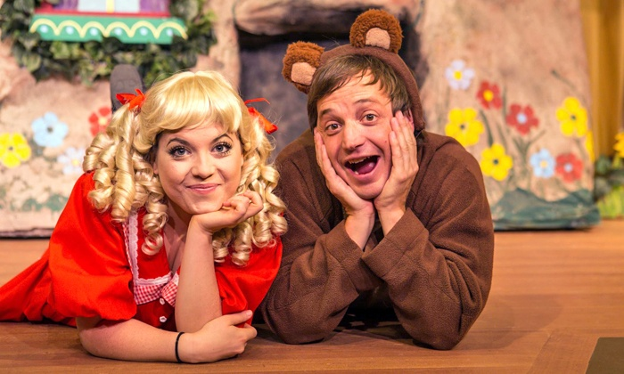 """Goldilocks and the Three Bears"" - Theatre West: Storybook Theatre's ""Goldilocks and the Three Bears"" at Theatre West (Up to 42% Off)"