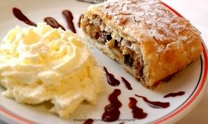 Konstanz: Konstanz – Moema:Bisteca Suína Alemã + sobremesa para 1 ou 2 pessoas