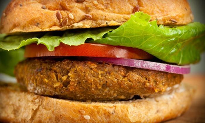 Rosettas Kitchen - Hillcrest Apts: $9 for $18 Worth of Vegetarian and Vegan Fare at Rosettas Kitchen