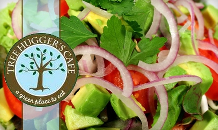 Tree Hugger's Cafe - Berea: $10 for $20 Worth of Health-Conscious Fare at Treehugger's Café