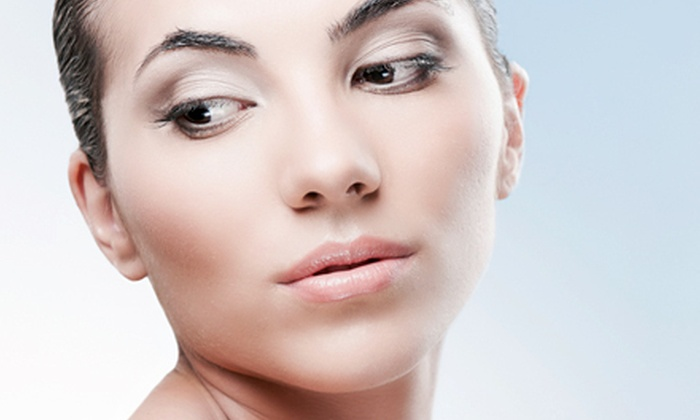 Younger Image Plastic Surgery Center - Vienna: $1,599 for Upper-Eyelid-Reduction Procedure for Both Eyes at Younger Image Plastic Surgery Center in Vienna ($3,200 Value)