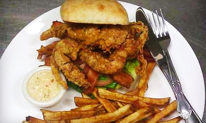 The Yard - Bayou Shores: $10 for $20 Worth of Gastropub Fare and Drinks at The Yard in St. Petersburg