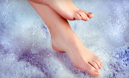 3 Toe-Fungus-Removal Treatments for One Foot (a $500 value) - Clear Allergy Immunology Laser Center in Plano