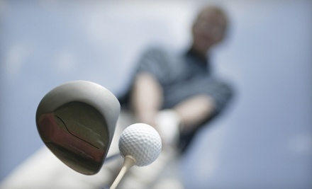 60-Minute Private Golf Lesson with Video Analysis (a $90 value) - Denny Alberts Golf School in Tucson