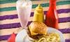 Bombay Masala Cafe - Burbank: Comfort Fare, Milkshakes, and More at Bombax Bar & Grill in Hayward