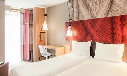 Lille: camera doppia standard con colazione, plancha e vino Ibis Lille Centre Grand Palais