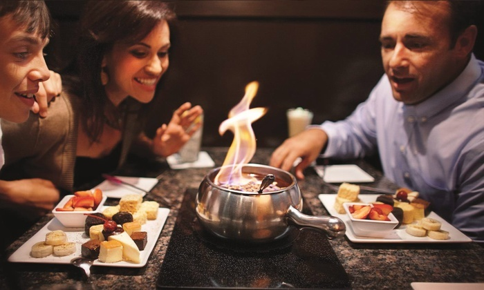 The Melting Pot  - St. Charles Avenue: Fondue Meal for Two at The Melting Pot (Up to 44% Off)