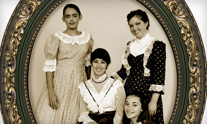 """Little Women - Palm Beach Gardens: Two Student or Adult Tickets to See """"Little Women"""" at The Borland Center for Performing Arts in Palm Beach Gardens"""