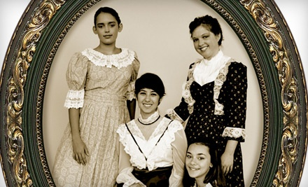 Little Women at the Borland Center for Performing Arts from 10/14-10/22: Two General-Admission Student Tickets - Little Women in Palm Beach Gardens