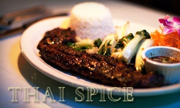 Thai Spice - Westlake: $10 for $20 Worth of Authentic Thai and Vietnamese Fare at Thai Spice in Westlake
