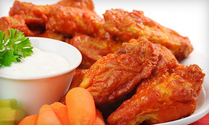Lucky Break - Optimist Park NW: $5 for $10 Worth of Bar and Grill Fare at Lucky Break