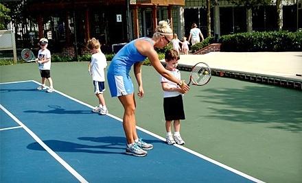 Marty Godwin Tennis: 1-Hour Adult Tennis Clinic - Marty Godwin Tennis in Ocean View