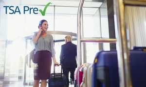 TSA Pre✓ Enrollment